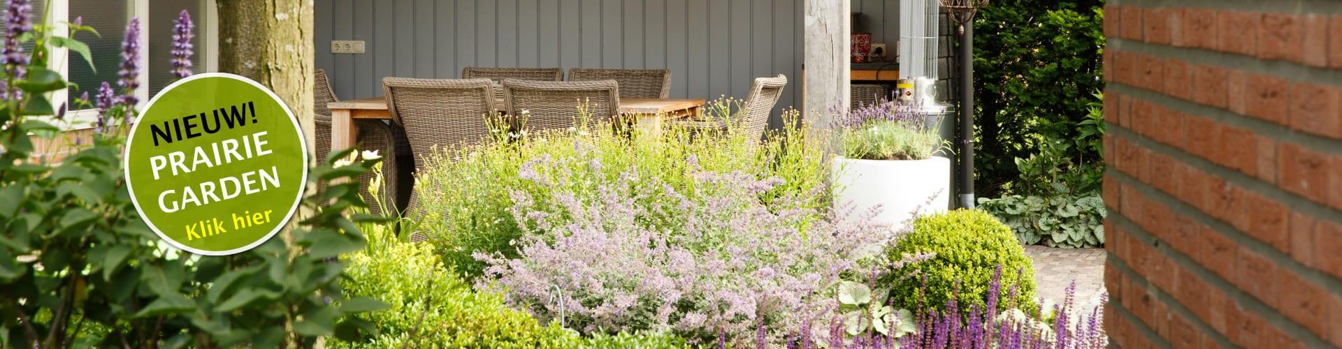 NIEUW!!!! The easy Prairie Garden